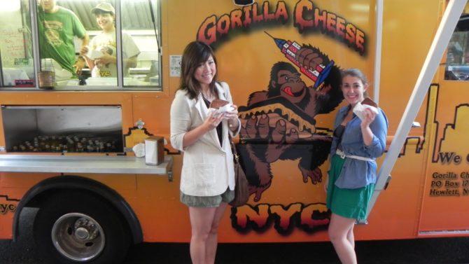 Gorilla Cheese NYC Get's New Website!